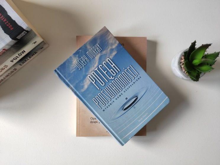 Książka - Potęga podświadomości
