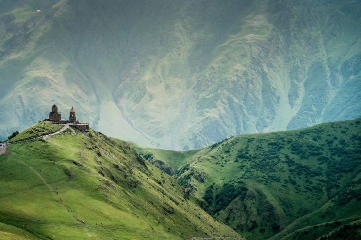 Travel - Gruzja, czyli czas na zagraniczne podróże 2
