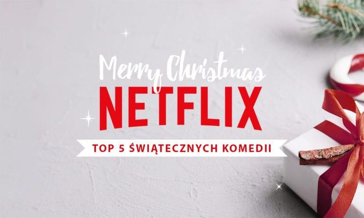 TOP 5 świątecznych komedii na Netfliksie