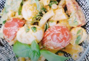 20 min - Włoska sałatka z makaronem 7