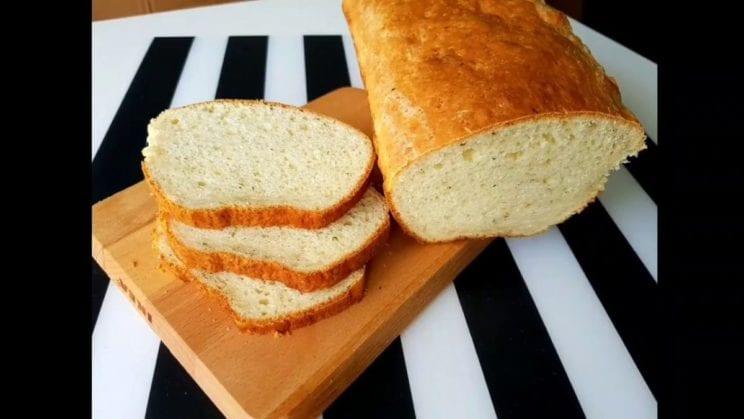Pozostałe przepisy - Szybki i Prosty - Chleb serowy 2