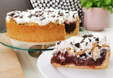 80 min - Ciasto z czereśniami (Straż pożarna) 4
