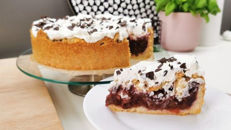 Sweet Idea - Ciasto z czereśniami (Straż pożarna) 2