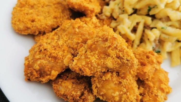 Pozostałe przepisy - Nuggetsy z kurczaka 1
