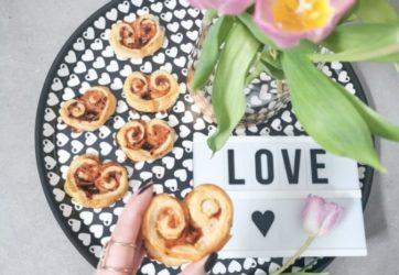 Sweet Idea - Serduszka z ciasta francuskiego 13