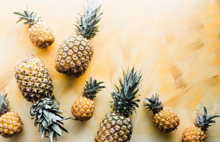 Pozostałe przepisy - Sałatka z ananasem 1