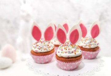 """Sweet Idea - Babeczki Wielkanocne """"Zajączki"""" 6"""