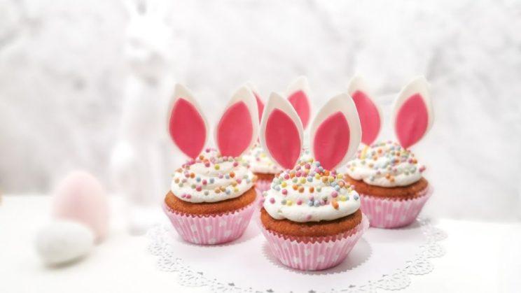 """Sweet Idea - Babeczki Wielkanocne """"Zajączki"""" 2"""