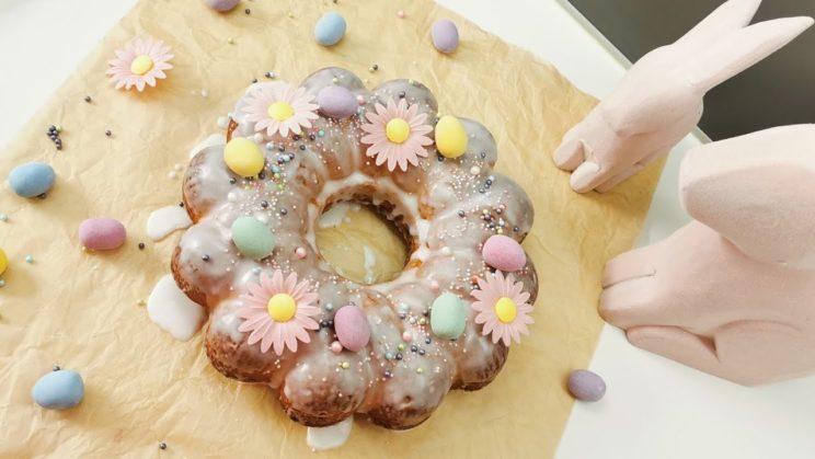 Sweet Idea - Cytrynowa Babka Wielkanocna 1