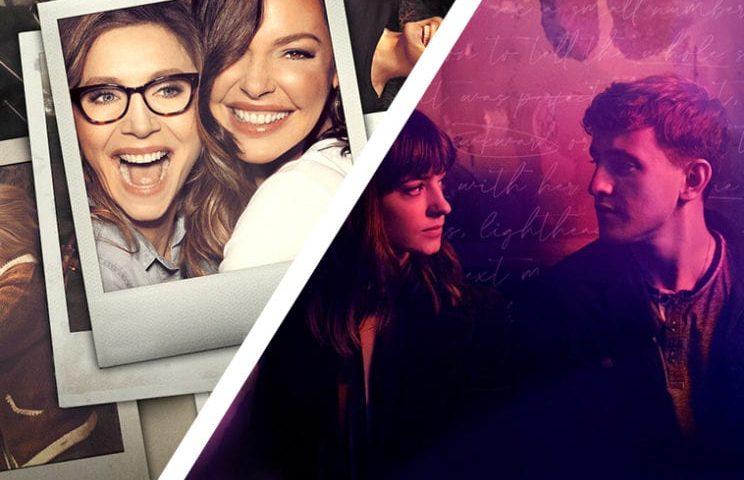 HBO GO - Dwie serialowe nowości: Normalni ludzie i Firefly Lane 1