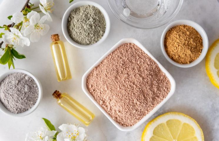 Zdrowie i uroda - Glinka kosmetyczna - leczniczy minerał 1