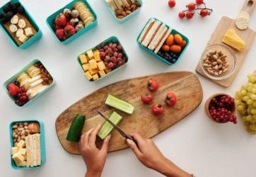 Good Vibes - 5 pomysłów na zdrowy lunch box 14