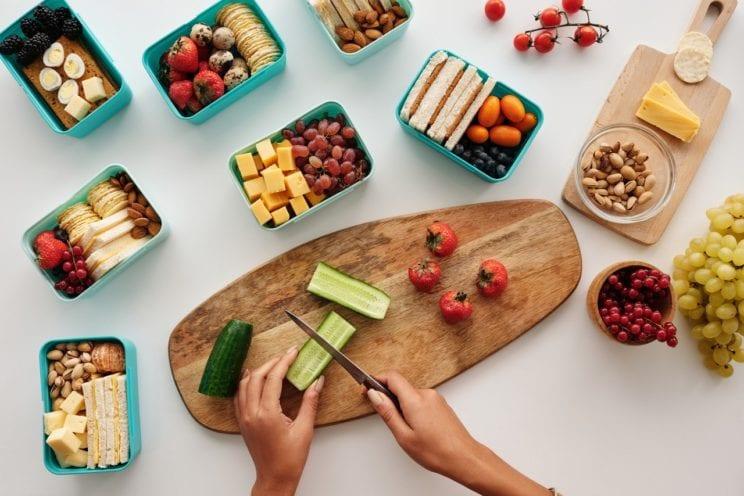 Good Vibes - 5 pomysłów na zdrowy lunch box 1