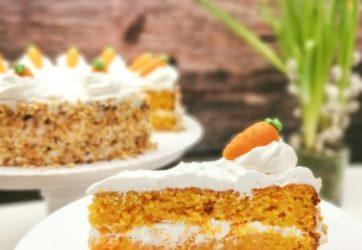 Sweet Idea - Ciasto marchewkowe 4
