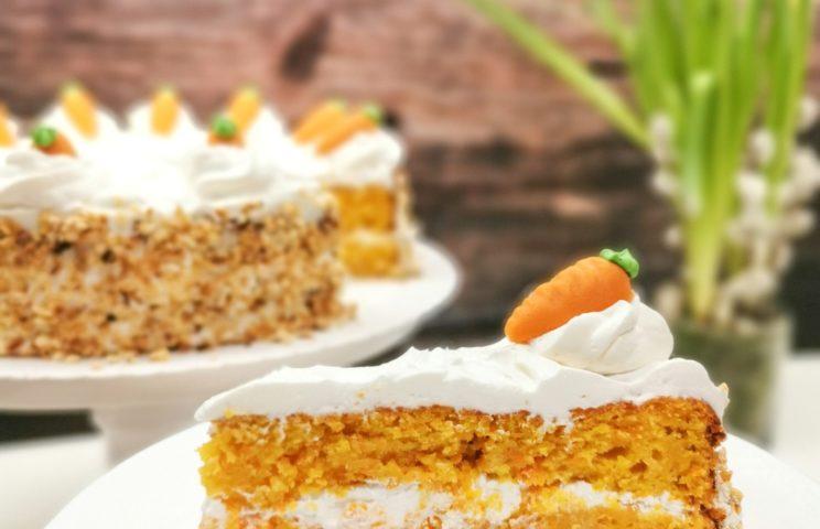 90 min - Ciasto marchewkowe 1