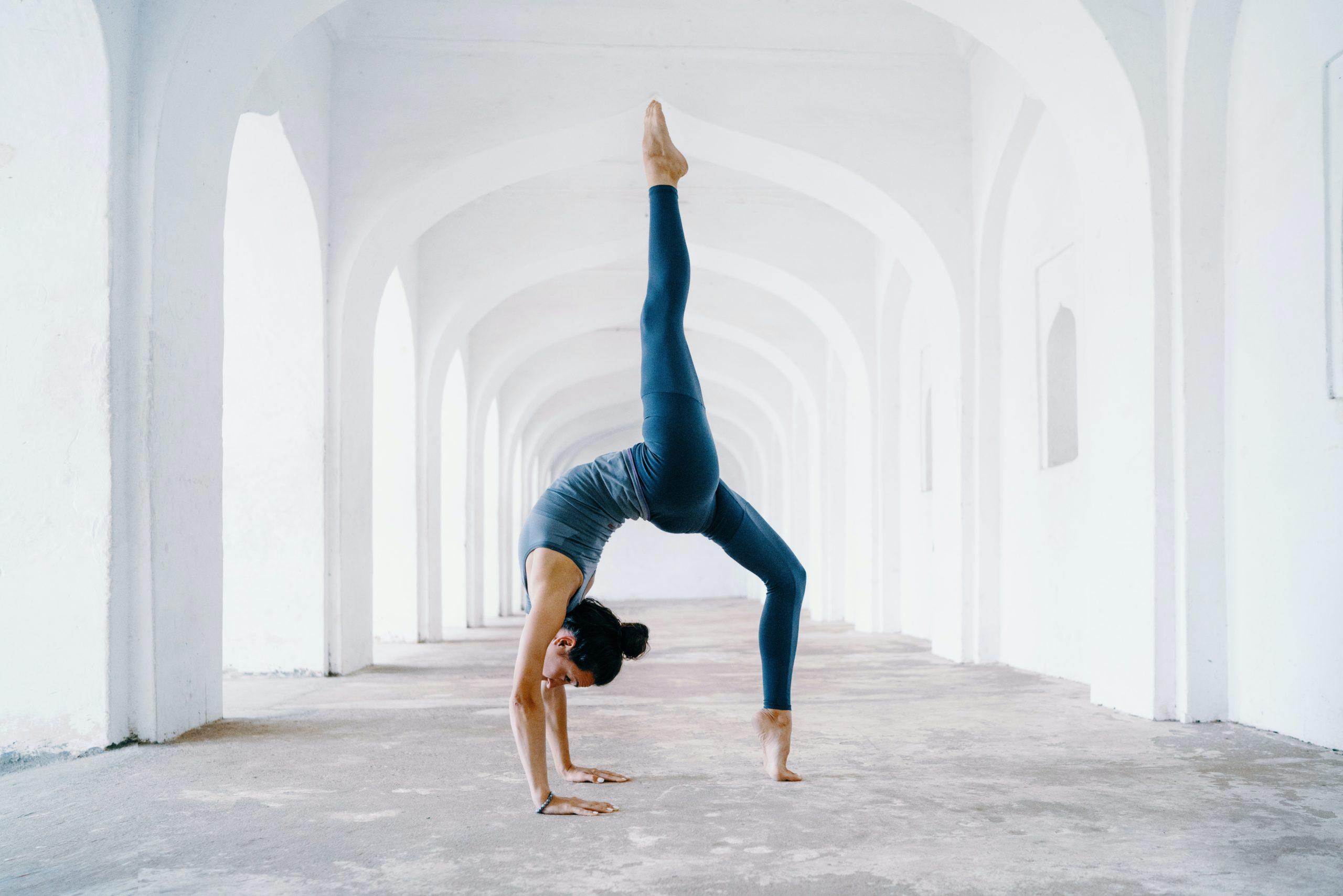 Joga - Ashtanga Joga - Medytacja w ruchu 3