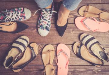 Moda - Najmodniejsze buty, wiosna-lato 2021. Jakie buty będziemy nosić w nadchodzącym sezonie? 4