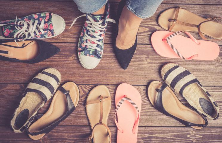 Moda - Najmodniejsze buty, wiosna-lato 2021. Jakie buty będziemy nosić w nadchodzącym sezonie? 1