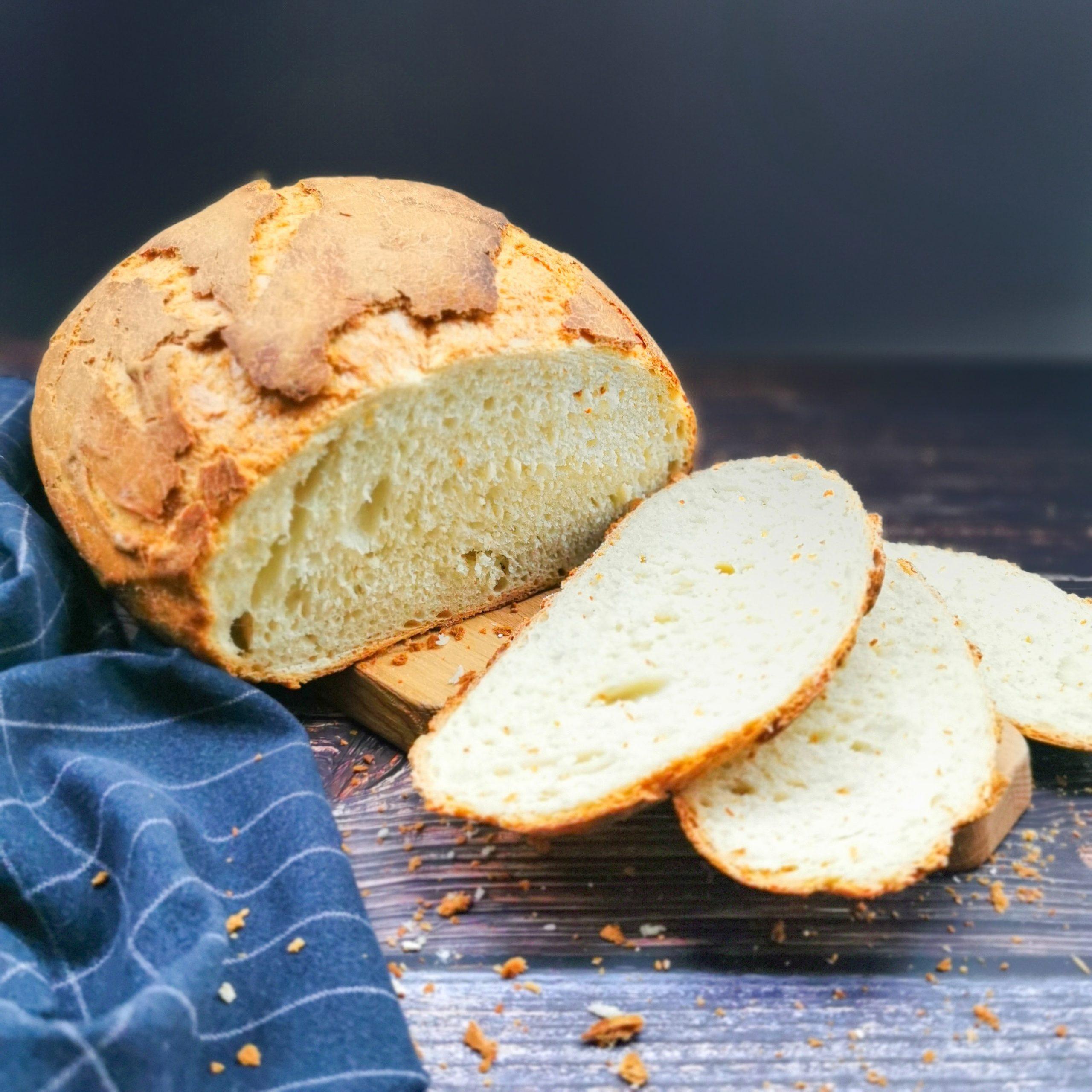 Pozostałe przepisy - Domowy chleb 2