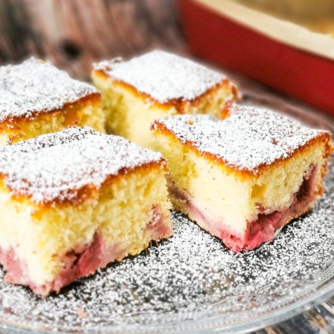 Sweet Idea - Ciasto z truskawkami 1