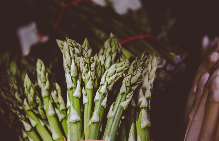 Good Vibes - Szparagi - samo zdrowie na śniadanie, obiad i kolację 1