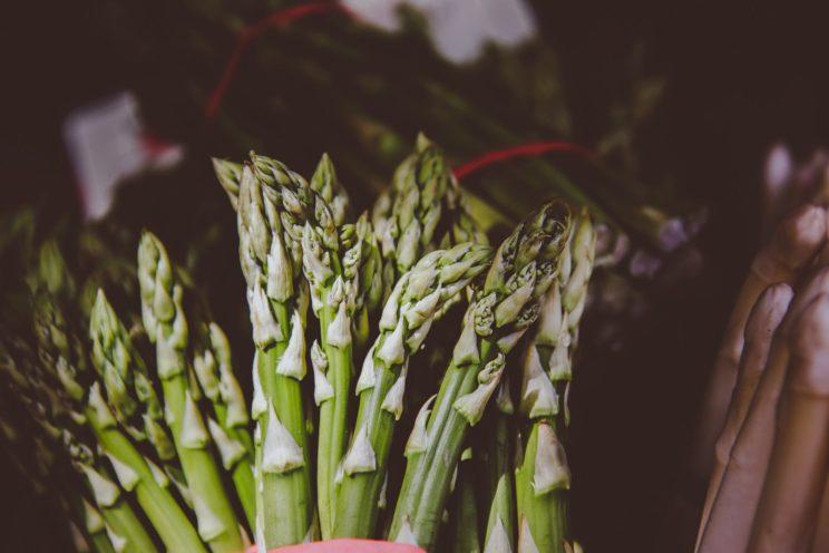 Good Vibes - Szparagi - samo zdrowie na śniadanie, obiad i kolację 2