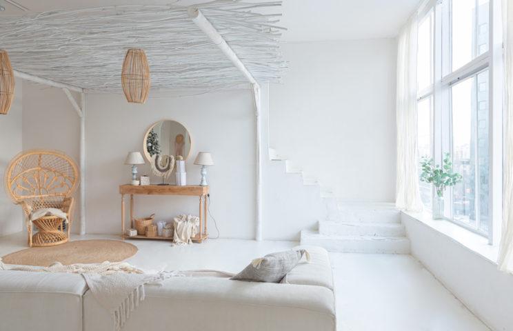 Good Vibes - Mieszkanie z Instagrama - czyli wnętrza w stylu balijskim 1