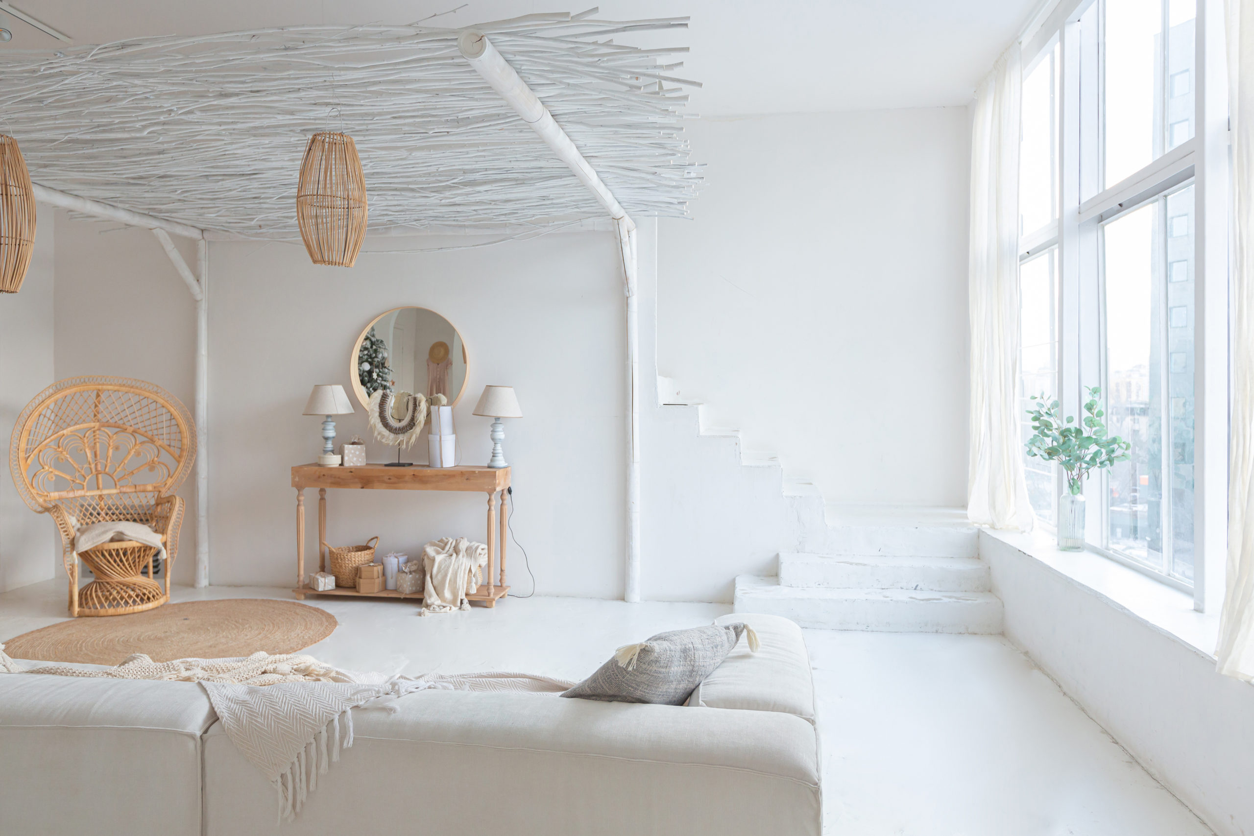 Good Vibes - Mieszkanie z Instagrama - czyli wnętrza w stylu balijskim 3