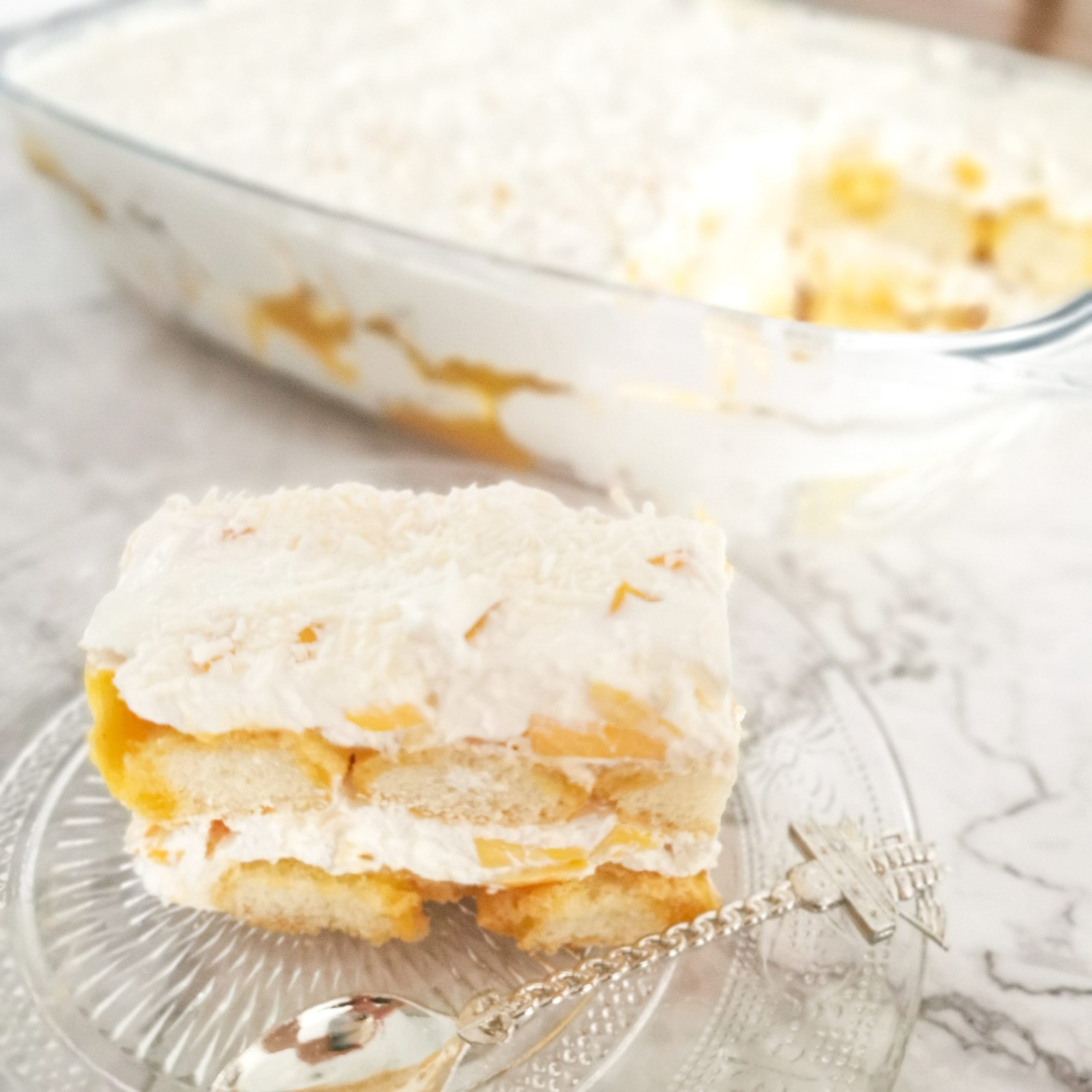 Sweet Idea - Mango tiramisu 2