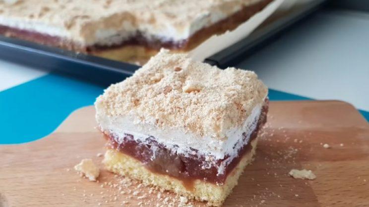 Sweet Idea - Ciasto z rabarbarem 1