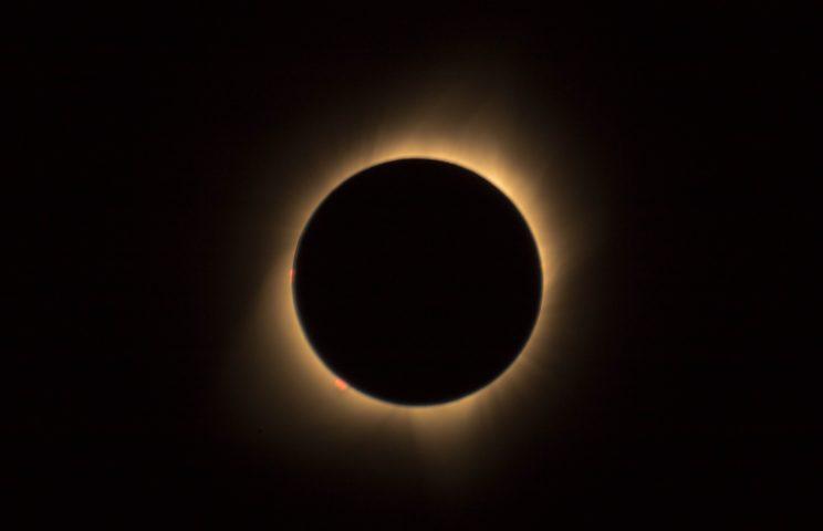 Good Vibes - Superpełnia i całkowite zaćmienie Księżyca 1