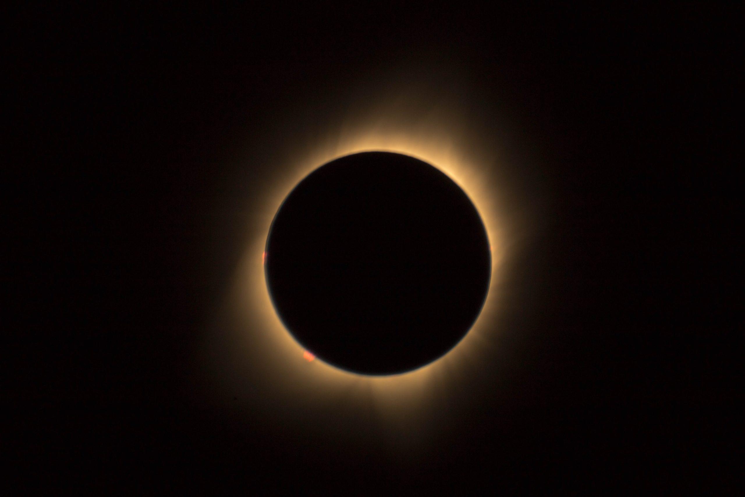Good Vibes - Superpełnia i całkowite zaćmienie Księżyca 2