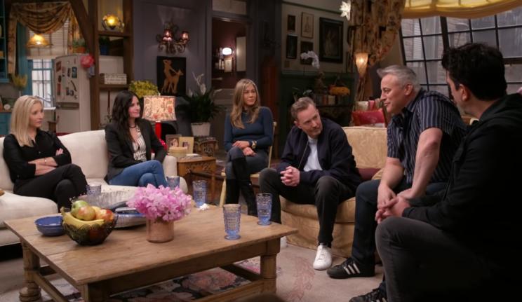 Filmy - Friends Reunion, czyli spotkanie z Przyjaciółmi po 17 latach 6