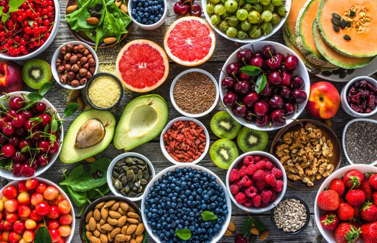 Dieta kontra suplementy i witaminy